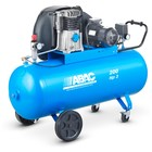 Компрессор ABAC А39В/200 СТ4, ременной, 486 л/мин, 200 л, 10 бар, 3 кВт, 380 В, рапид