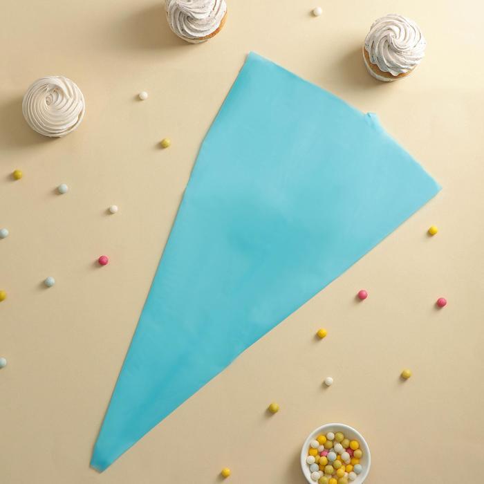 """Bag pastry 50х28 cm """"Blue"""""""