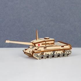 Конструктор «Танк ИС-2»