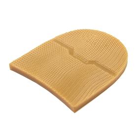 Набойка Walkbase, толщина 7 мм, размер 4, цвет натуральный Ош