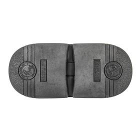 Набойка Cobblers, толщина 7 мм, размер 70, чёрная Ош