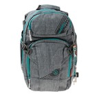 Рюкзак Across AC18-ER 40*30*15 серый/синий