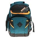Рюкзак Across AC18-ER 40*30*15 синий/чёрный/оранжевый
