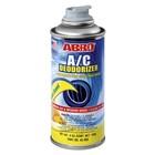 Очиститель-дезодорант кондиционеров (дымовая шашка) ABRO, лимон, 142 г AC-050