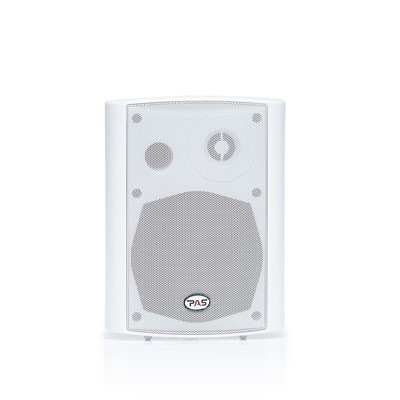 Трансляционный настенный громкоговоритель PASystem EVA-30, 30 Вт, 100 В, белый