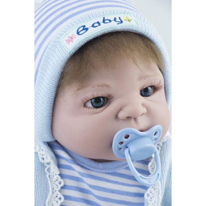 Кукла Reborn-Kids «Сёмочка»