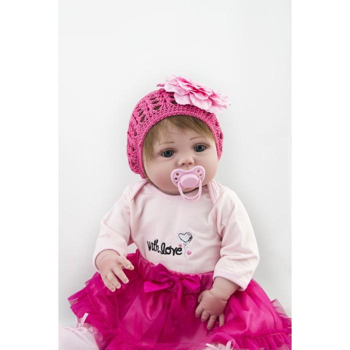 Кукла Reborn-Kids «Анфиса»