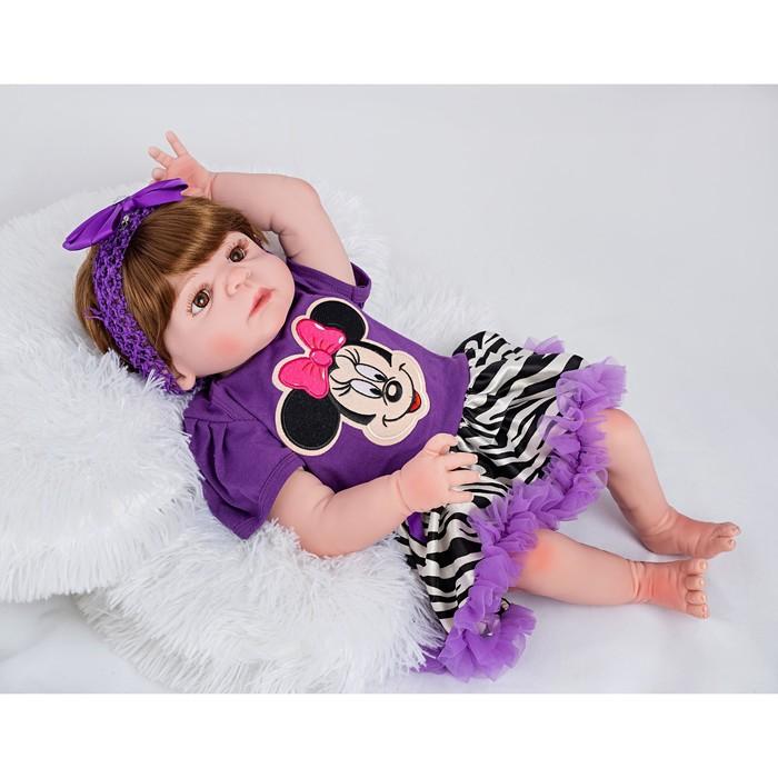 Кукла Reborn-Kids «Афина»