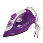 Утюг Viconte VC-4301, 1800 Вт, антипригарное покрытие, фиолетовый 40955