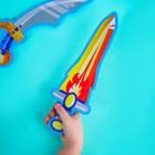 Bathing toy-sword No. 3