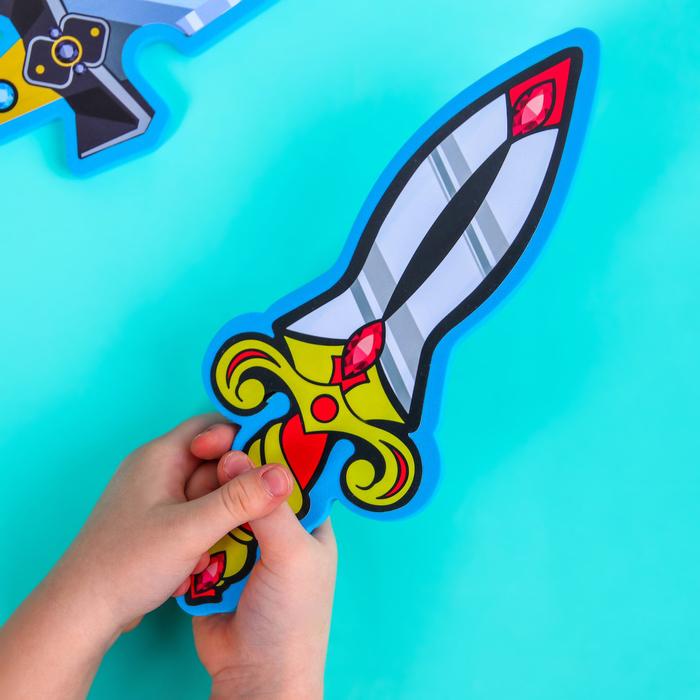 Игрушка для купания ─ меч №4