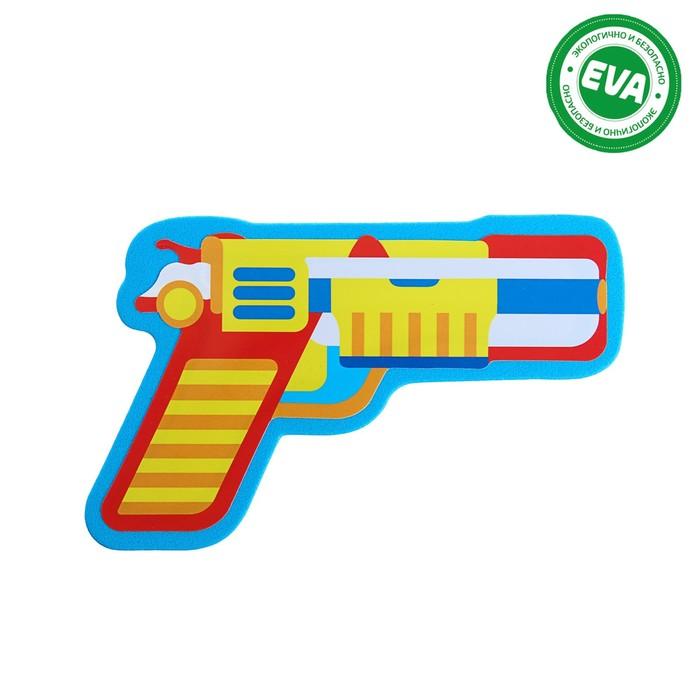 Игрушка для игры в ванной из EVA «Пистолет №1»
