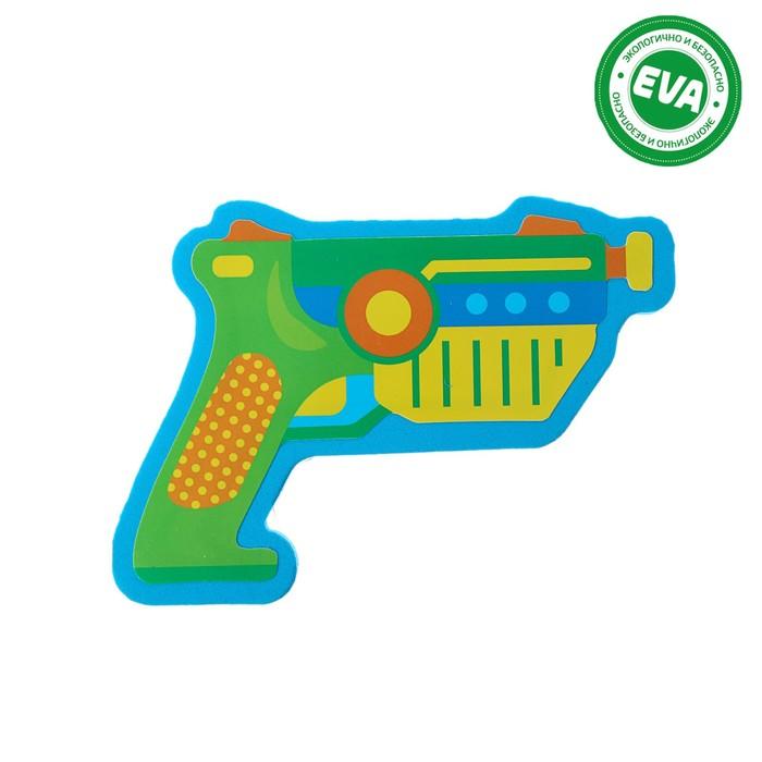 Игрушка для игры в ванной из EVA «Пистолет №2»