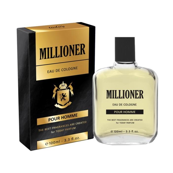 Одеколон Eau De Cologne Millioner, 100 мл