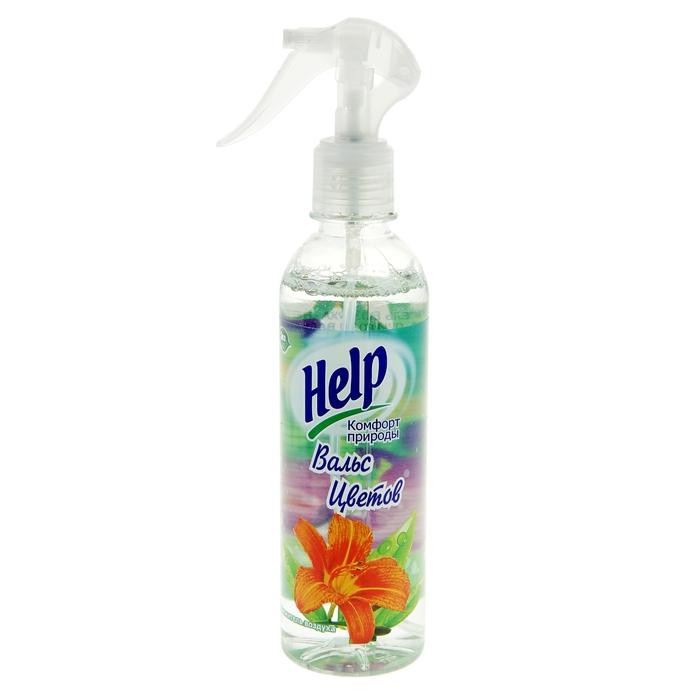 Освежитель воздуха HELP  Вальс цветов 345 мл