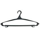 Вешалка для одежды, размер 52-54, цвет чёрный