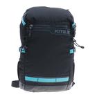 Рюкзак молодёжный эргономичная спинка Kite 1018 Kite&More-2, 48 х 29 х 12 см, чёрный