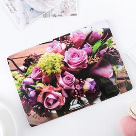 Доска разделочная «Праздничная корзинка», 23×16×0,6 см