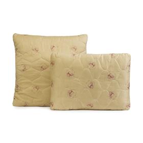 Подушка Овечья шерсть 48х68 см, полиэфирное волокно, п/э 100%