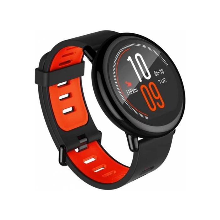 """Смарт-часы Xiaomi Amazfit Pace, цветной дисплей 1.34"""", чёрные"""