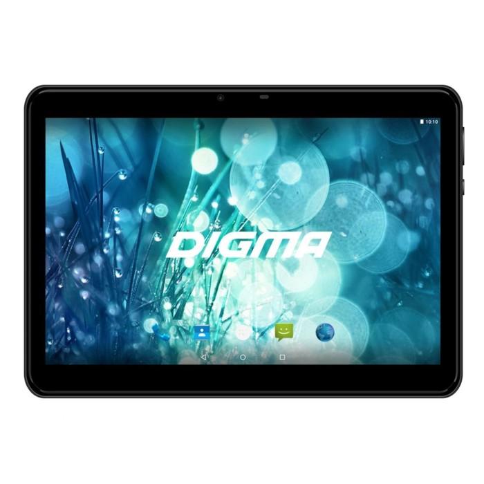 "Планшет Digma Plane 1570N, 10.1"", 1.3ГГц, 3G, 1Гб ОЗУ, 16Гб, камера 2+0.3Мп, 5000мАч, черный"