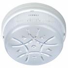 Светильник 400-002-100, 1х26 Вт, Е27, IP 54, цвет белый