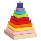 Развивающая игрушка Cubika «Пирамидка»