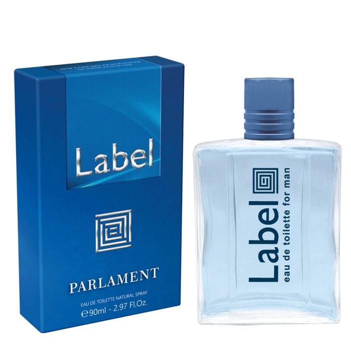 Туалетная вода мужская Parlament Label, 90 мл