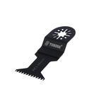 Насадка для МФИ TUNDRA T-образная по дереву, HCS, 44 мм, крупный зуб