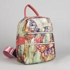 Рюкзак молодёжный, отдел на молнии, 2 наружных кармана