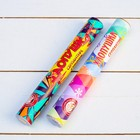 Classic slapstick with confetti and a streamer, 20 cm