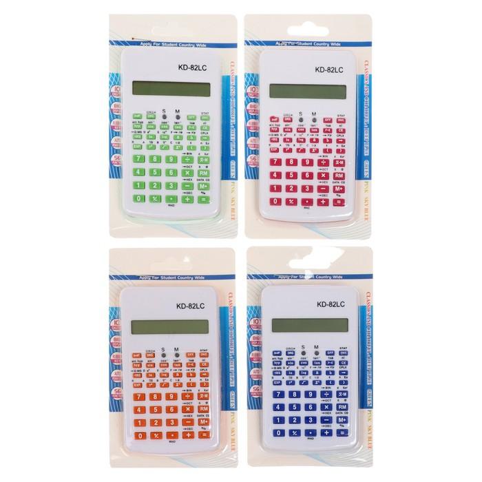 Калькулятор инженерный, 10-разрядный, МИКС