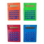 Desktop calculator, 8-digit, 518, with melody MIX