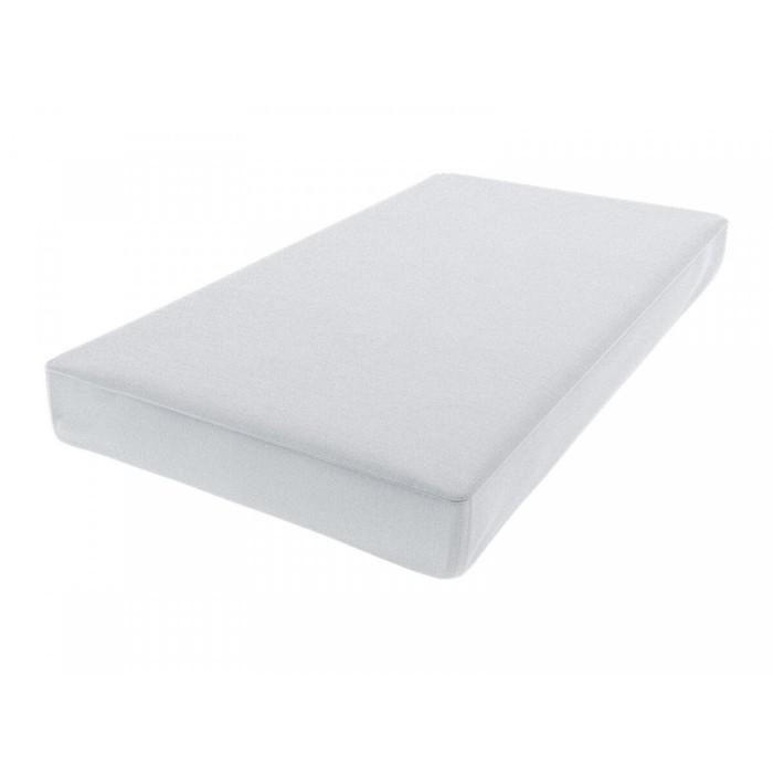 Наматрасник натяжной, размер 80 × 160 см, цвет белый