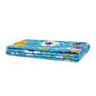 Одеяло всесезонное 140х205 см, синтепон 200 гр/м, пэ 100%
