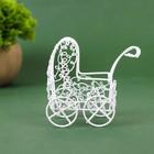 """Miniature doll """"Stroller fishnet"""""""