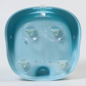 Сиденье детское для купания GUARDIAN, цвет голубой пастельный - фото 4653647
