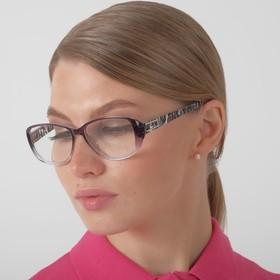 Glasses corrective 1319, color gray, +3.5 mm