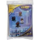 Пылесборник EURO clean EUR-508, синтетический, 1 шт., многоразовый