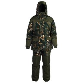 "Suit ""Gorka winter"" (Alova membrane Taslan), growth 4, size 60-62"