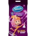 Влажные салфетки Smile Фиксики, 15 шт. в упак. МИКС