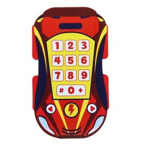 Игрушка телефон для купания «Машинка» Ош