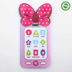 "Toy phone for swimming ""Bow"""