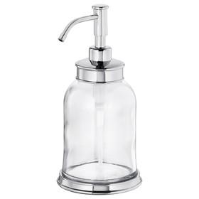 Дозатор для жидкого мыла БАЛУНГЕН, хромированный, 300 мл Ош