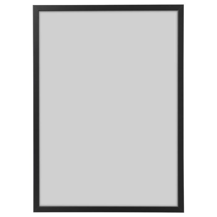 Рама ФИСКБУ, 50x70 см, черный