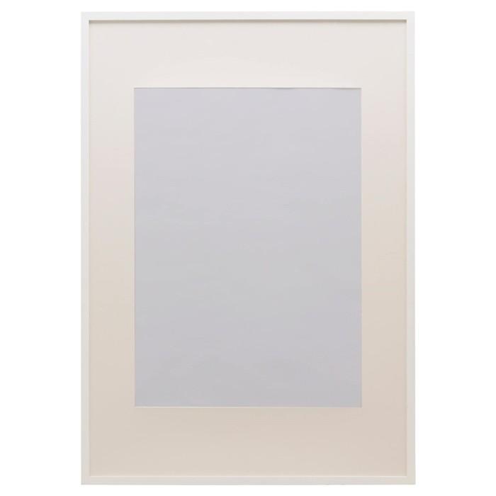 Рама РИББА, 50x70 см, белый