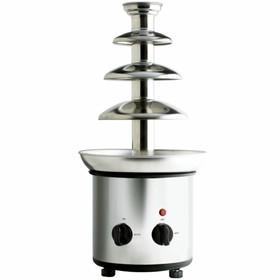 Фонтан для шоколада GASTRORAG CF20C, 4 яруса, вместимость до 1 кг Ош