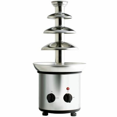 Фонтан для шоколада GASTRORAG CF20C, 4 яруса, вместимость до 1 кг