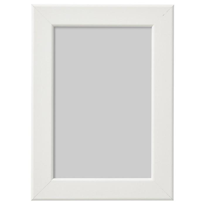 Рама ФИСКБУ, 10х15 см, белый