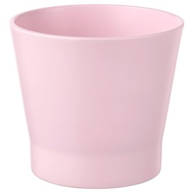 Кашпо ПАПАЙА, 9 см, светло-розовый